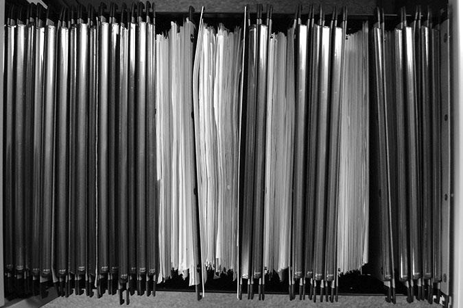Dossiers Suspendus - Docuteam