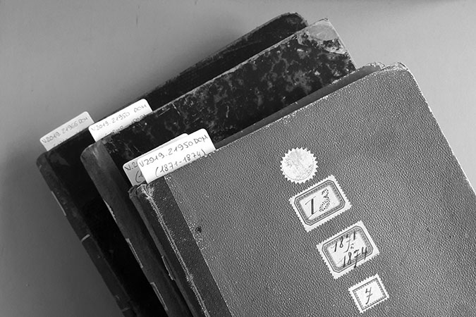 Traitement d'archives - Val-de-Ruz