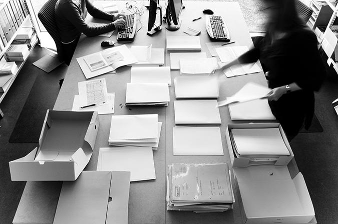 Betreuung und Bewirtschaftung von Archiven -docuteam